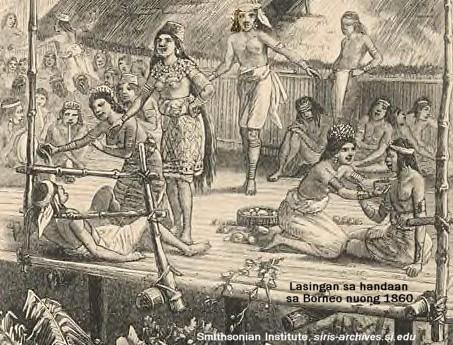 Nakatalungko o nakasalampak sila kung kumain. Mababa ang kanilang