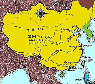 Qing empire