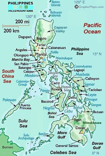 sparse, sweeping history of the Philippines, a country of islands