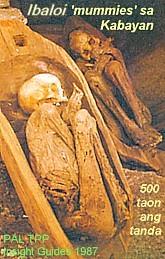 mga unang pilipino mga mummy ng mga pilipino native cults of the dead