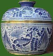 Tanghál din ang mga porcelana mulâ sa China